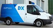 DX Freight Rebook Delivery