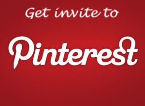invite others to Join Pinterest
