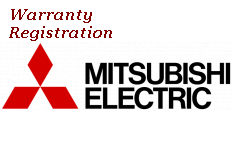 Mitsubishi Electric Warranty Registration