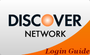 Discover Card Payment Login