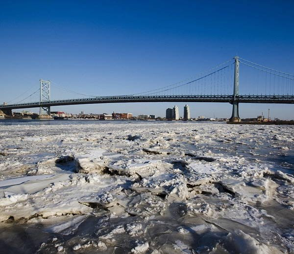"""Siberian Express"" brings Arctic Air in Eastern U.S. Countries"