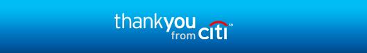 Citi Thankyou Premier Card