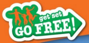 GET SET, GO FREE Promotional Program Login