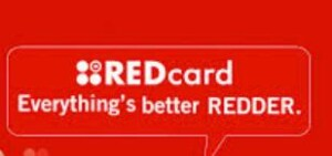 Target Red Card Payment