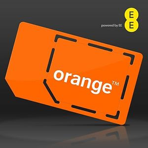 EE-Orange Sim card