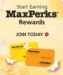 MaxPerks Rewards Program