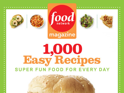FoodNetwork Easy Recipes