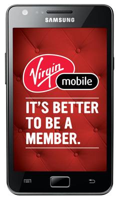 Virgin Mobile Tariffs