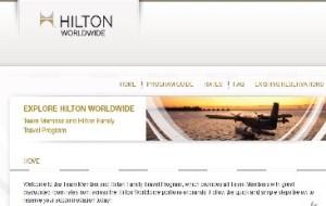 Hilton Employee Travel Program