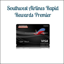 Southwest Airlines Rapid Rewards Account
