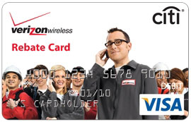 My Verizon Wireless Rebates