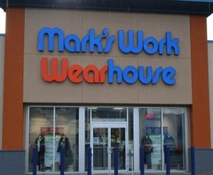 Mark's Work Wearhouse Customer Survey