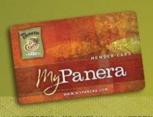 MyPanera Card