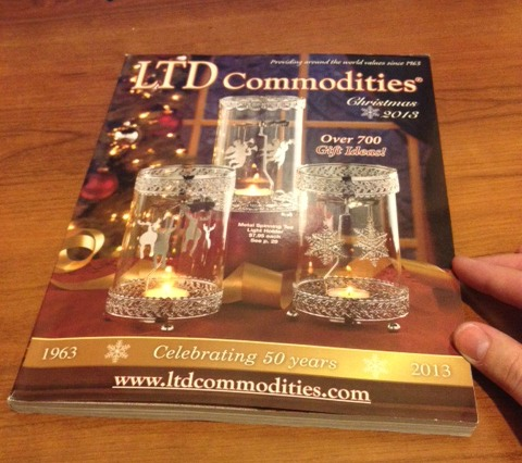 Ltd commodities catalog