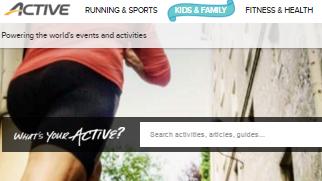 Active.com Newsletters