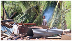 Fiji Cyclone photo
