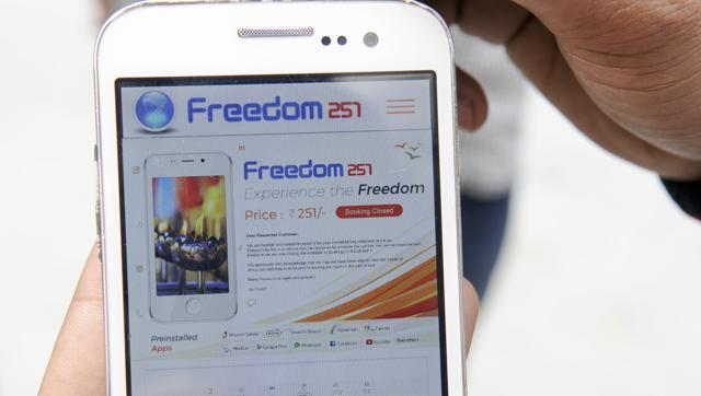 get Refund or Cash Back for Freedom 251 Phone Booking