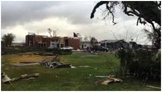 Louisiana Tornado 2016 latest Photos