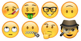 Whatsapp Emoji Messages