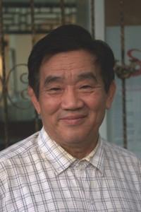 Yang Jisheng Tombstone