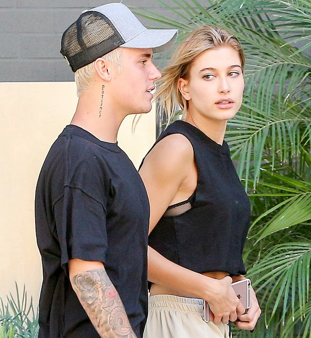 What is it between Justin Bieber and Hailey Baldwin…??