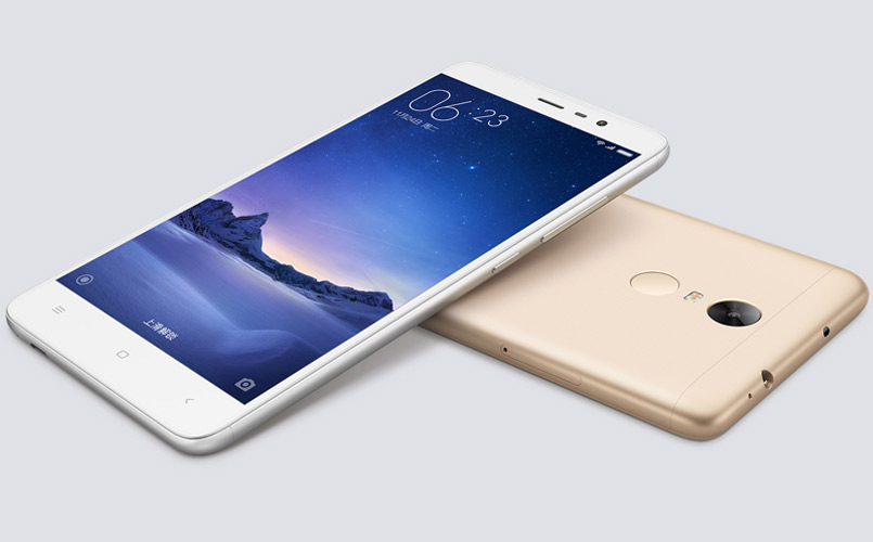 Mi Redmi Note 3 Mobile Registration to Buy Online