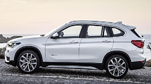 2016 BMW x1 Cargo Space/ Review/ Ground Clearance