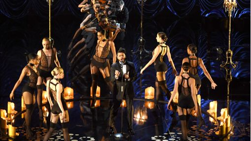 """Earned It"" from Fifty Shades of Grey: Weeknd's Music Video Song At the 88th Academy Awards"