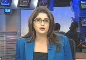Harishree Mehta Famous News Anchor