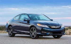 Honda Accord Luxury Car