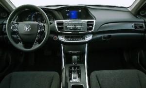 Honda Accord Interior