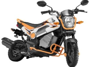 Honda NAVI Mini Motorcycle