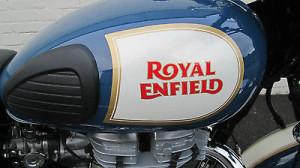 Royal Enfield Classic 500 Squadron Blue edition