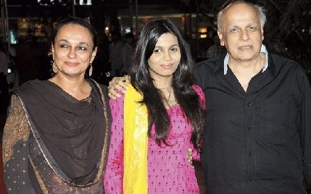 Alia Bhatt Family Members