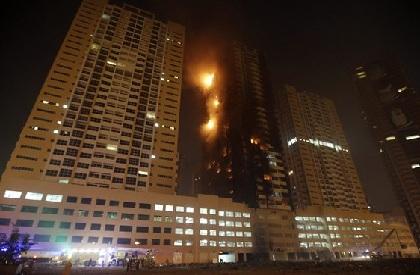 Skyscraper Blazes