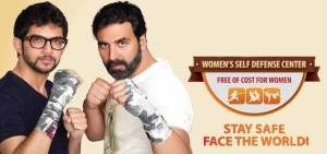 Akshay Kumar Self Defence Training