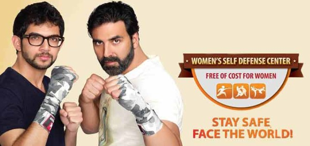 Akshay Kumar Self Defence Classes/ Martial Arts Academy