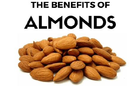 As a New Study Eat Almonds in Regular Diet may Improve Lifelong Health