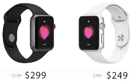 Apple Watch Sport 42mm Smartwatch
