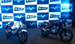 Bajaj V Bike Vikrant