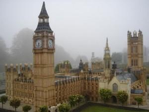 Big Ben and Elizabeth Tower