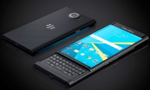 BlackBerry Priv Look