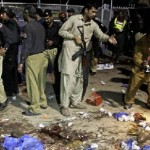 Bomb Attack Photos on Gulshan-e-Iqbal Park in Lahore City of Pakistan on Easter Sunday