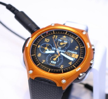 Casio WSD-F10 Price and Review