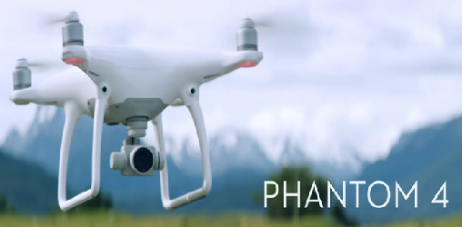 Dji Drone Phantom 4 Review/ Standard Range Extender