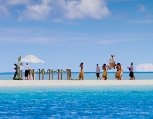 Fiji Wedding Destination