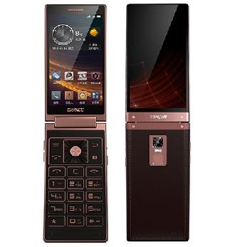 Gionee Clamshell Phone/ Premium Flip Phone