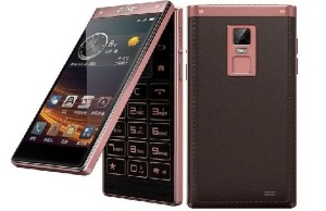 Android Flip Phone Gionee W909