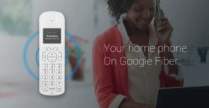 Google Fiber Phone Landline Telephone Services
