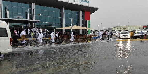 Thunderstorms Forecast for UAE